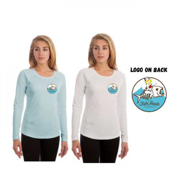 Ladies Solar Long Sleeve
